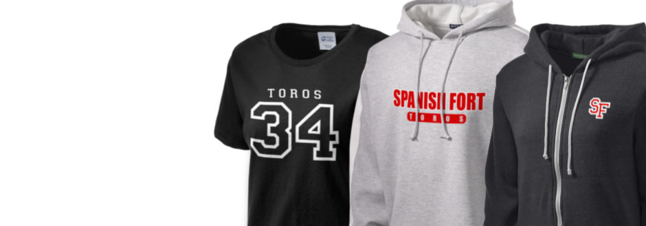 Spanish Fort High School Toros Apparel