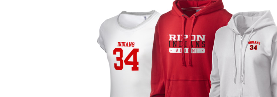 Ripon High School Indians Apparel
