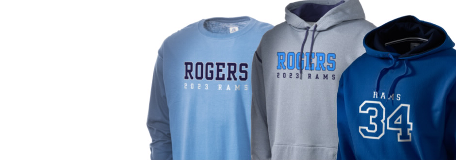 Rogers High School Rams Apparel