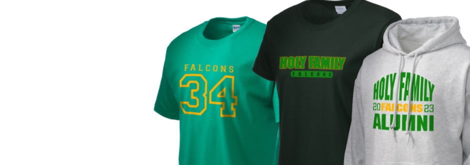 Holy Family School Falcons Apparel