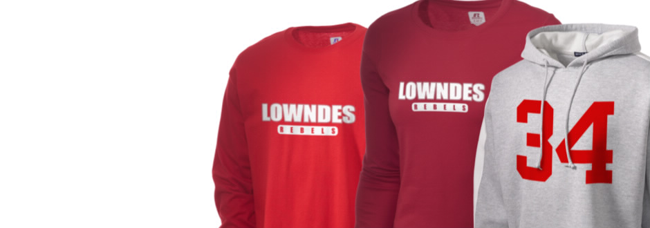 Lowndes Academy Rebels Apparel