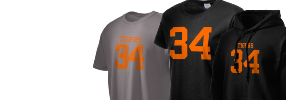 Orange City Christian School Tigers Apparel