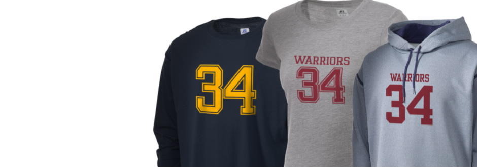 Wedgeworth Elementary School Warriors Apparel