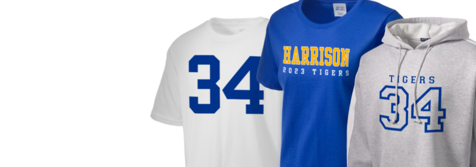 Harrison Elementary School Tigers Apparel