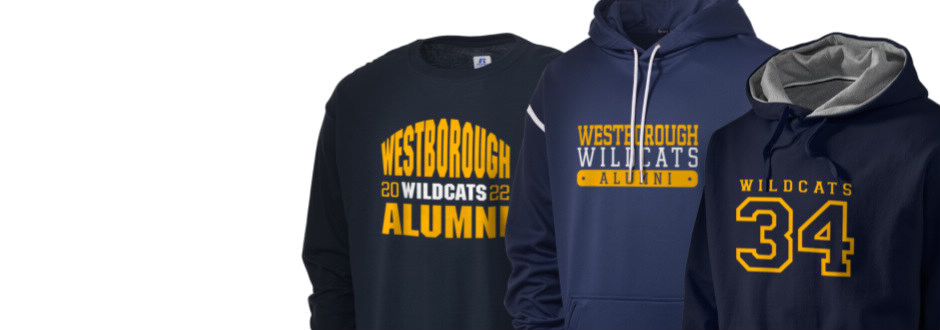 Westborough Middle School Wildcats Apparel
