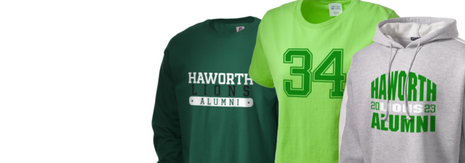 Haworth High School Lions Apparel