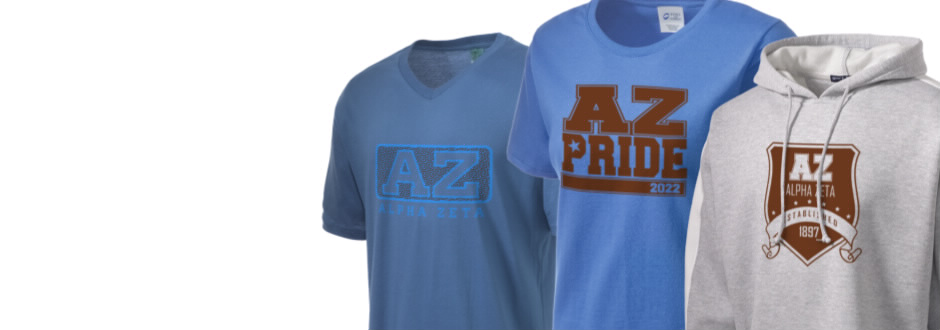 Alpha Zeta Apparel