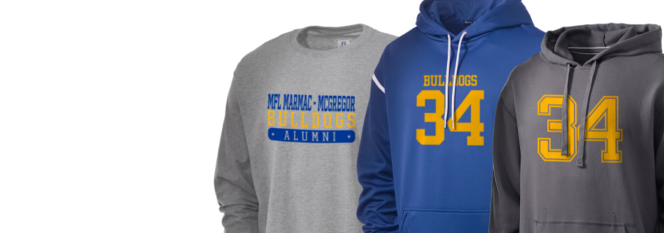 MFL MarMac School - McGregor Center Bulldogs Apparel