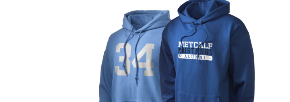 Metcalf Elementary School Mustangs Apparel