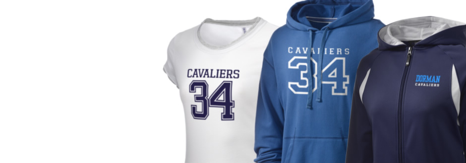 Dorman High School Cavaliers Apparel