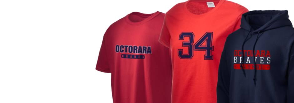 Octorara Area High School Braves Apparel