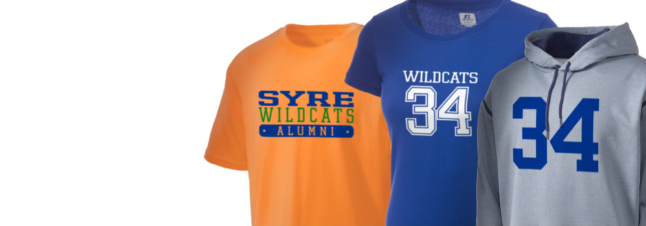 Syre Elementary School Wildcats Apparel