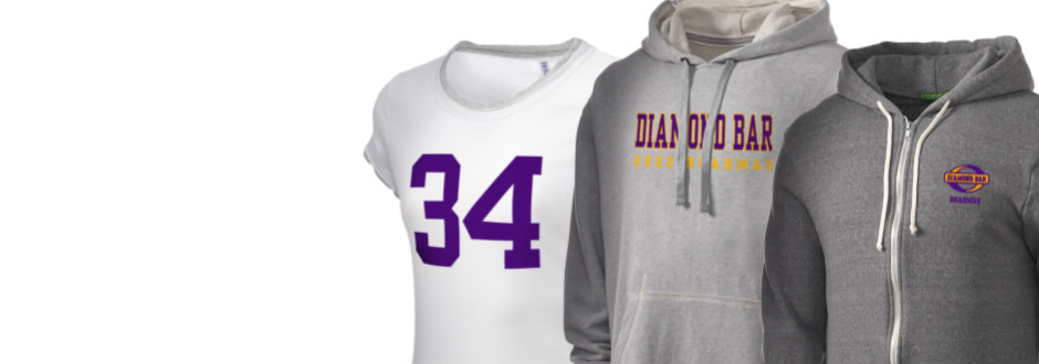 Diamond Bar High School Brahmas Apparel