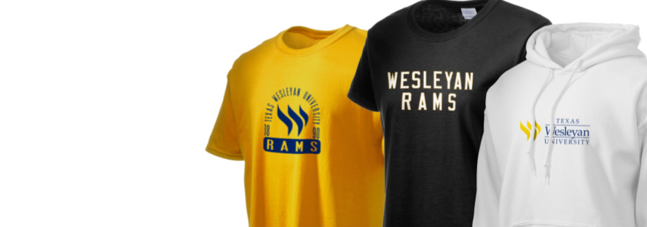 Texas Wesleyan University Rams Apparel