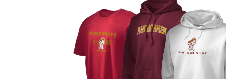 Rhode Island College Anchormen Apparel