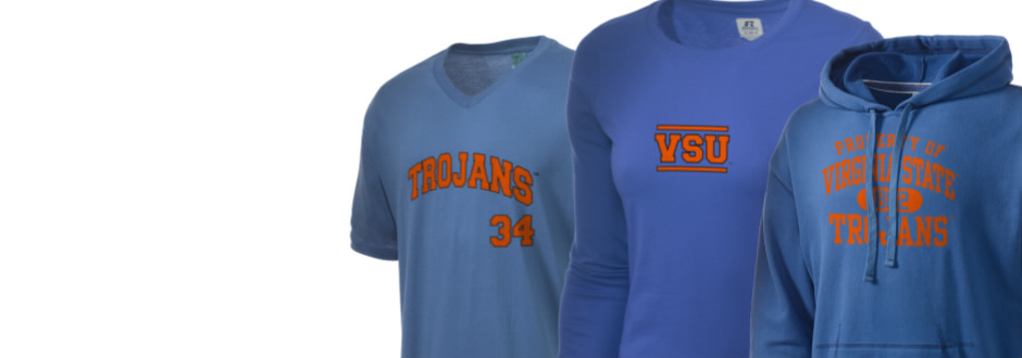 Virginia State University Trojans Apparel