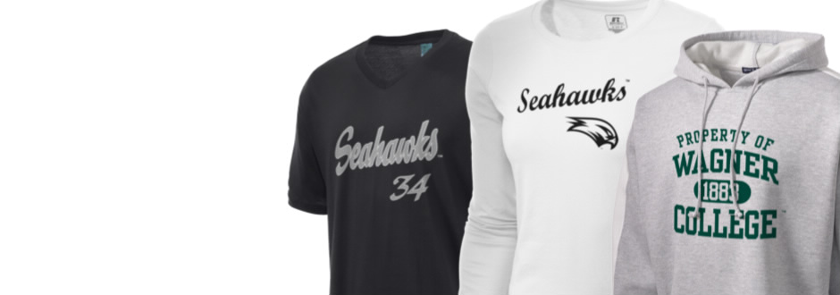 Wagner College Seahawks Apparel