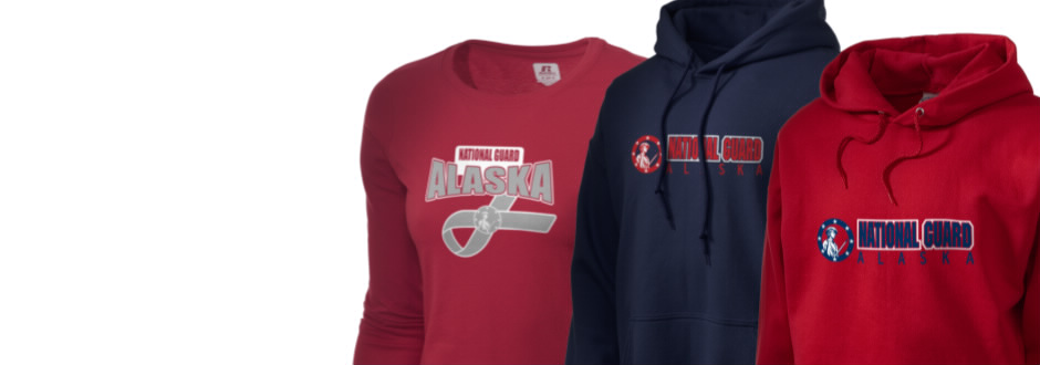Alaska Army National Guard Apparel