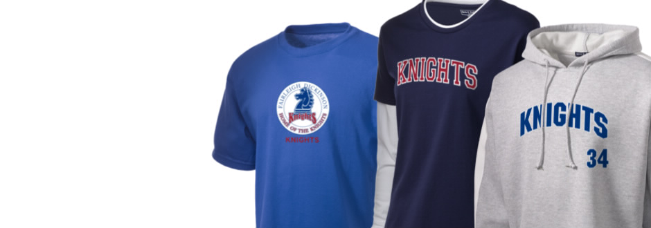 Fairleigh Dickinson University Knights Apparel