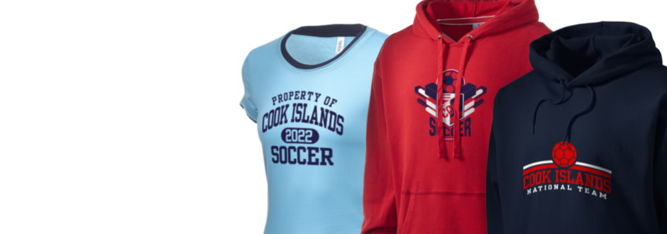 Cook Islands Soccer Apparel