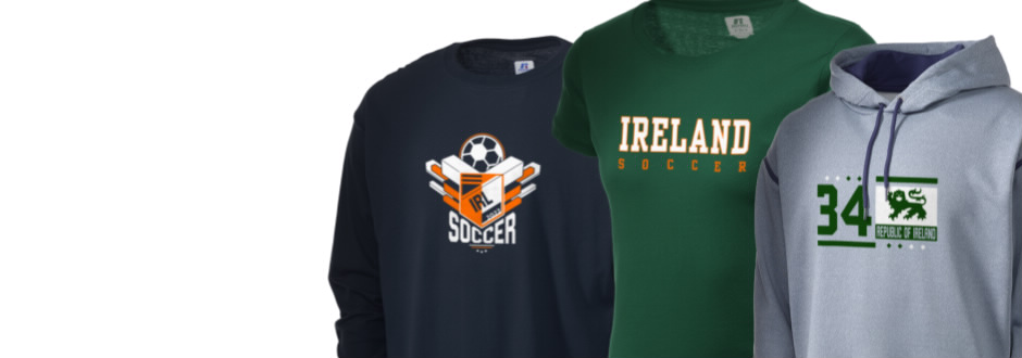 Republic of Ireland Soccer Apparel