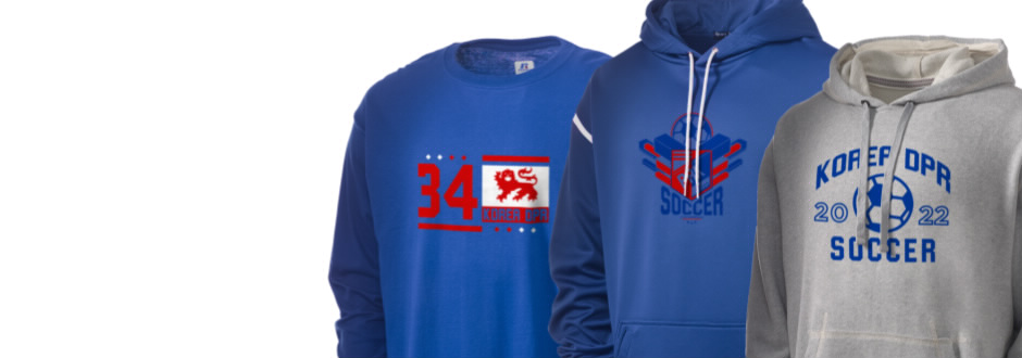 Korea DPR Soccer Apparel