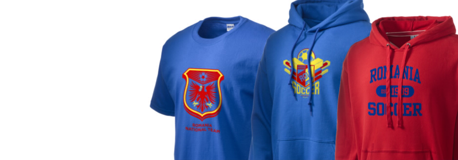 Romania Soccer Apparel