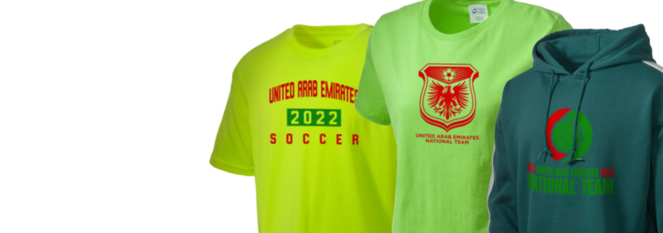 United Arab Emirates Soccer Apparel