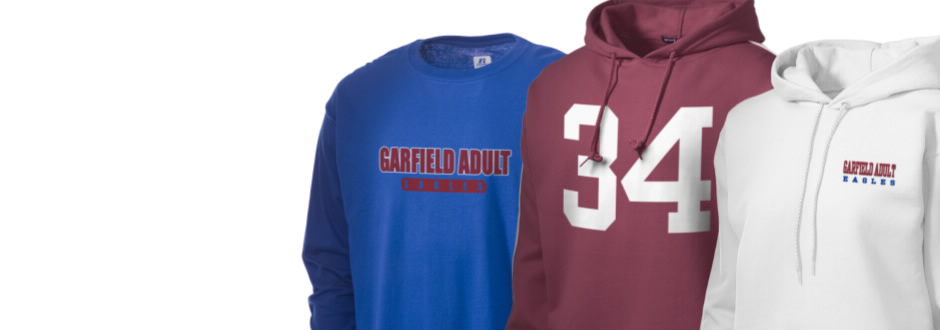Garfield Adult Center Eagles Apparel