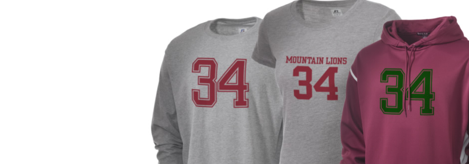 Mountain Ridge High School Mountain Lions Apparel