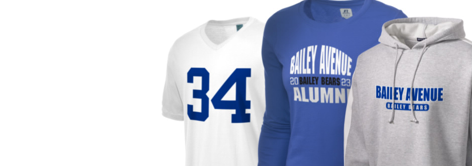 Bailey Avenue Elementary School Bailey Bears Apparel
