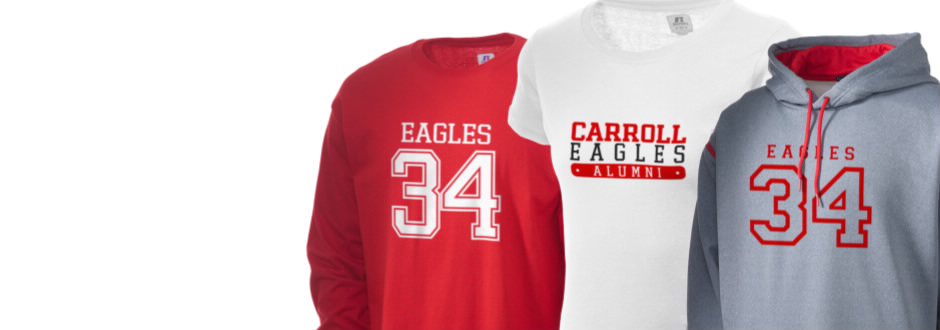 Carroll High School Eagles Apparel