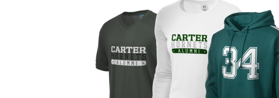 Carter High School Hornets Apparel