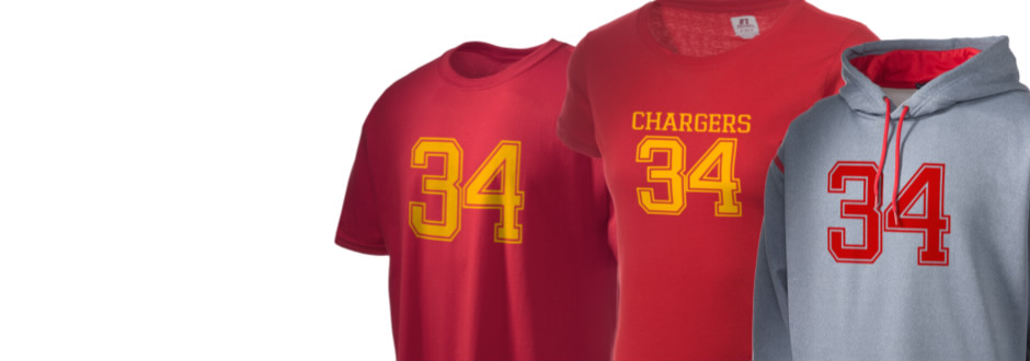 Bullitt East High School Chargers Apparel