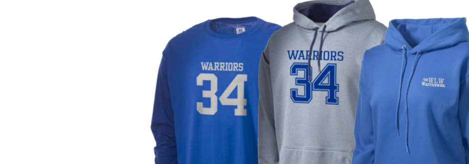 Walled Lake Western High School Warriors Apparel