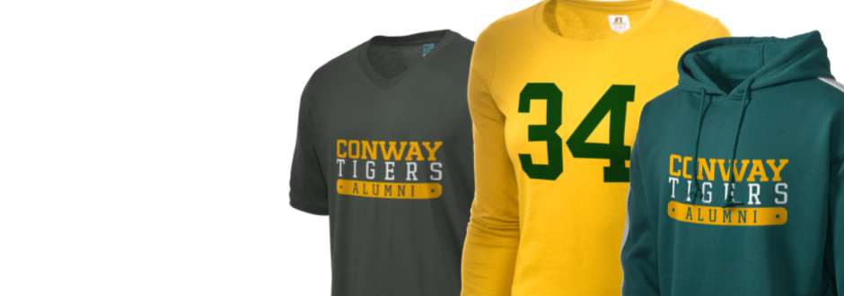 Conway High School Tigers Apparel