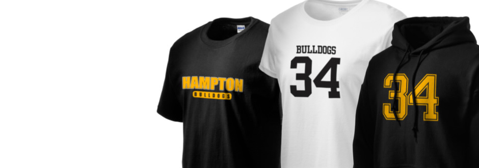 Hampton Elementary School Bulldogs Apparel