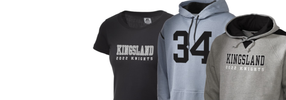 Kingsland High School Knights Apparel
