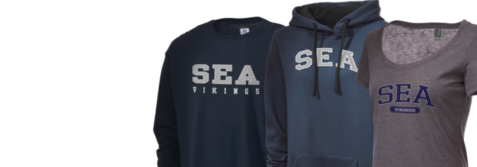 Saint Joseph By The Sea High School Vikings Apparel Store