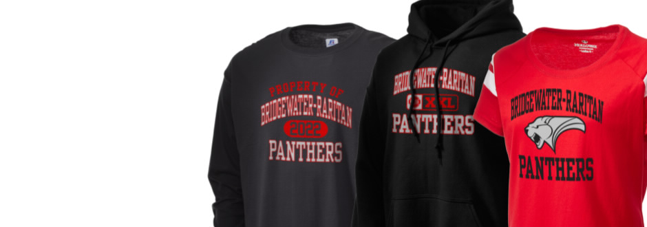 Bridgewater Raritan High School Panthers Apparel Store