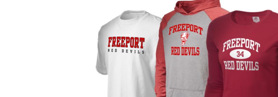 Freeport High School Red Devils Apparel Store Prep