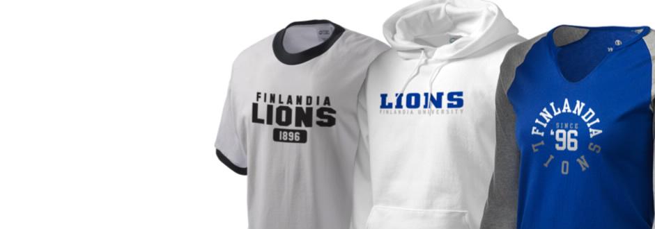 Finlandia University Lions Apparel Store Prep Sportswear