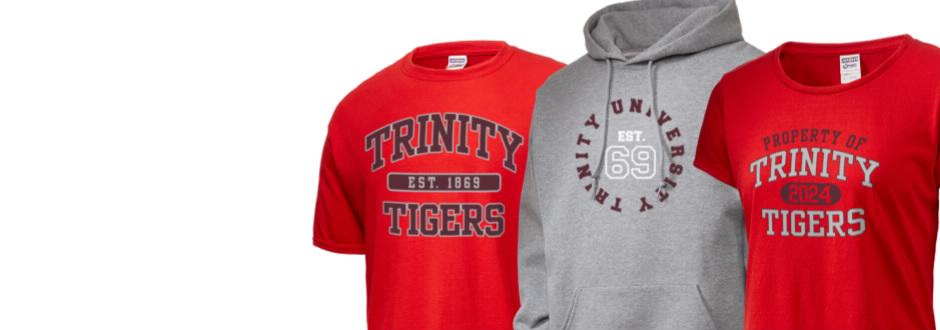 Trinity University Tigers Apparel Store Prep Sportswear