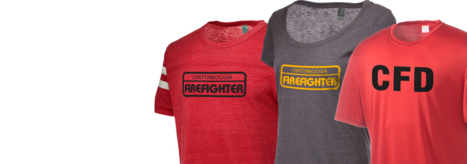 Fire department clothing store