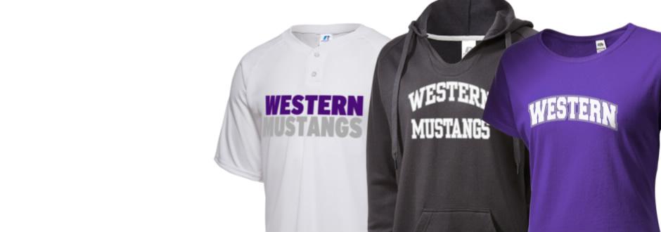 University Of Western Ontario Mustangs Apparel Store