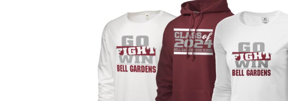 Bell Gardens High School Lancers Apparel Store Prep Sportswear