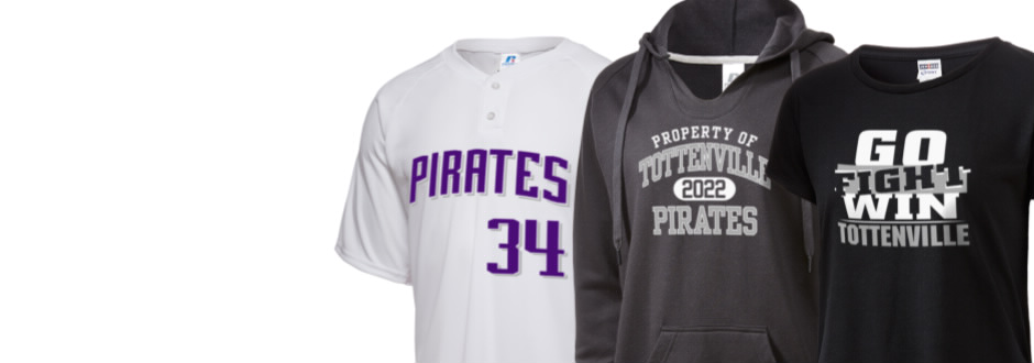Tottenville High School Pirates Apparel Store Prep