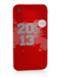 Sacramento Adventist Academy Capitals Apple iPhone 3G/ 3GS Skin