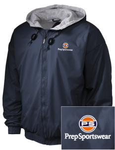 Prep Sportswear Embroidered Holloway Men's Hooded Jacket