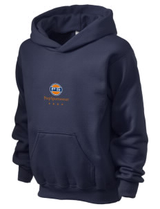Prep Sportswear Holloway Kid's 50/50 Hooded Sweatshirt